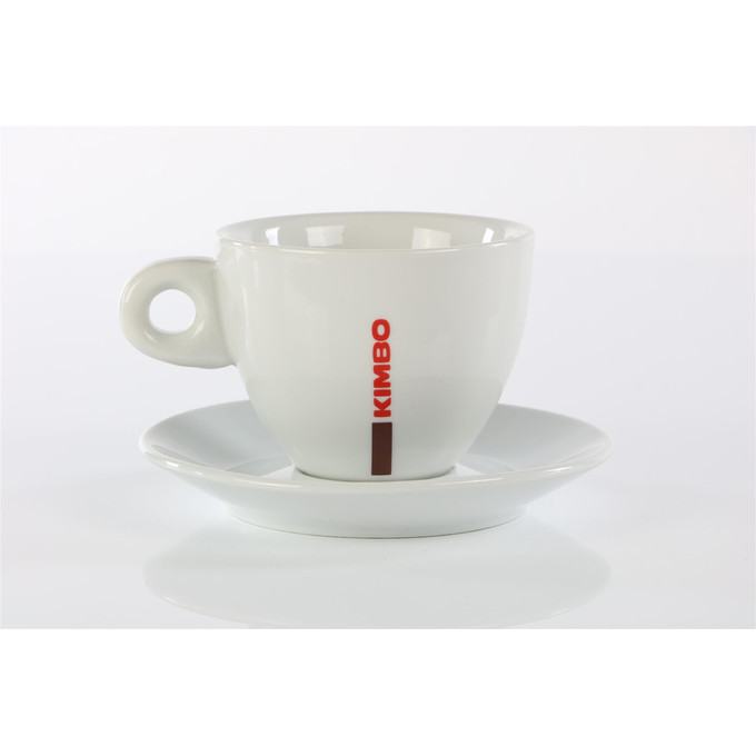 Kimbo Milchcaffetasse - Bar Collection