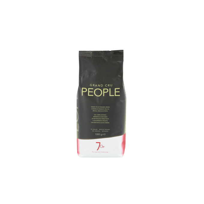 7gr People, 1kg, Espresso-Bohnen, Grand Cru